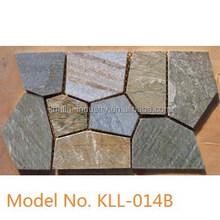 garden stepping stone mesh stone slates