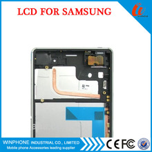 Mobile Phone Replacement LCD screen display for Sony Xperia Z3+ touch + digitizer + frame