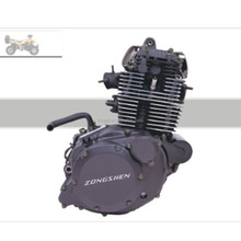 China 4 Stroke Go Kart Zongshen 250cc Motorcycle Engine