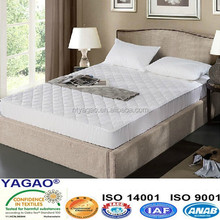 Top quality hotel mattress protector queen