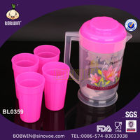 Wholesale Insulated Cold Water Cooler Clear Plastic Jug