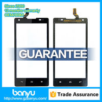 Banyu best price replacement display digitizer for huawei g700 touch screen