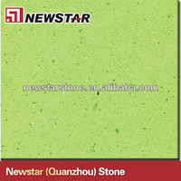 Newstar green artificial marble stone price