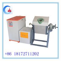 1-50kg aluminium scrap melting furnace