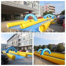 inflatable slip N slide , slide the city inflatables