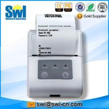 USB thermal printer Bluetooth portable wireless printer