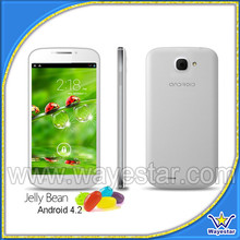 HTM cheap price 5'' big screen android phone spreadtrum SC6820