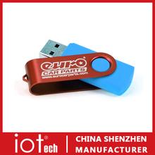 Promotional Bulk Cheap Twister USB Flash Drive