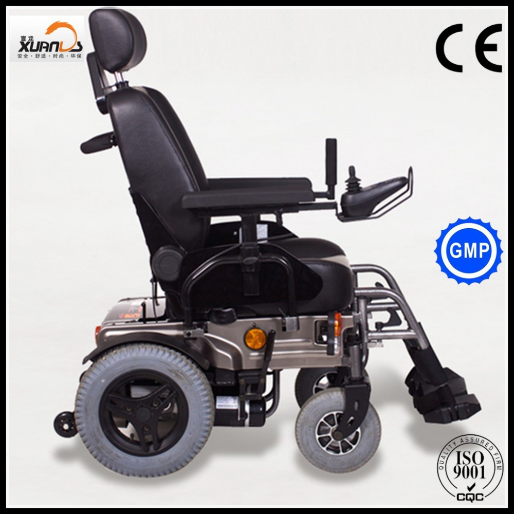 Electric wheelchair elderly scooter wheelchair powder for Motorized scooters for elderly