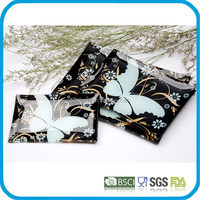 Printed Tempered Glass Plate of fine tableware