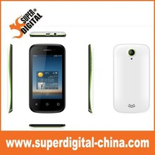 cheapest android mobile phone 3.5inch quad band dual sim card wifi whatsapp