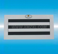 linear slot grille