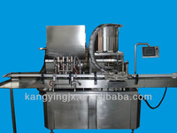 High quality red chile sauce filling machine with CE, ISO9001