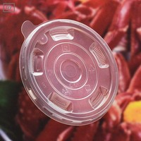 R-PP-Disposable juice water milk tea coffee cups and lids 120mm