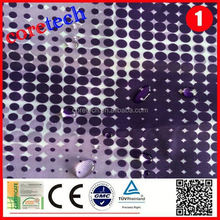 new style printed 2015 waterproof breathable fabric factory