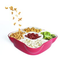 2015Christmas Specialized Production Plastic Tray For Food