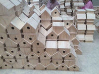 Wholesale Hot selling Wooden bird House