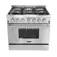 gas appliance stainless steel oven halogen used gas ranges