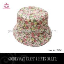 Fashion Custom Printed Floppy Bucket hats