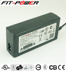 UL CE KC PSE approved 65W ac / dc power adaptor 5V 10V 12V 18V 24V 30V DC 2A 3A 4A 5A 6A
