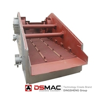 Silica sand sieving from OEM manufacture