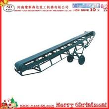 Coal Mine rubber belt conveyor for Africa market from zhengzhou