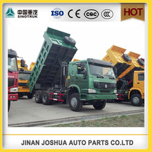 Chinese Heavy SINOTRUK HOWO 6x4 Dump Truck with best quality/used tipper price