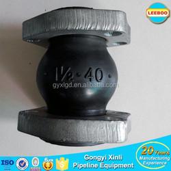 ANSI B16.7 Class 150LB flange EPDM rubber expansion joints