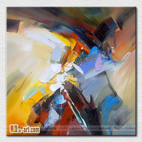Wholesale beautiful hot selling abstract painting for for Sell abstract art online