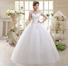 C29421A 2015 Latest Women Bride Wedding Dresses