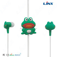 cute phone cartoons animals earphone jack dust plug