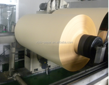 Yellow mdf board decorative basis paper new product popular in the market DS3021-70