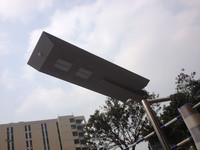 Best quality 3 year warranty waterproof 50000 working hours ip65 20w all in one solar led street light Chinese product