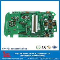 full certificate multilayer pcb manufacture in china with very good quality