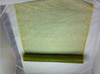 wholesale green pp solid packaging mesh roll for wrapping flowers and gifts