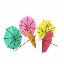 2015 Hot Sale Decorative Cocktail Umbrella Toothpick