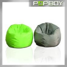 cheap outdoor round bean bag sofa soft ottomans