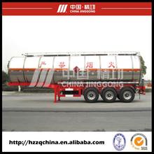 Liquid tank truck,Liquid nitrogen truck ,truck trailer steel beams