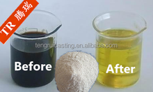 activated bentonite fullers earth clay for used oil refining and recycling