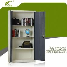 New design office metal cupboard/ grey metal cabinet