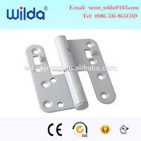 double side shower door hinge for bathroom