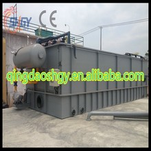 Dissolved Air Floatation (DAF) Machine for oily water treatment , DAF Machine for effluent treatment , DAF Machine seperator