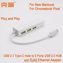 USB 3.1 LAN Adapter for Macbook