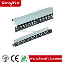 Great price wholesale patch panel cat6 ftp with cheap price