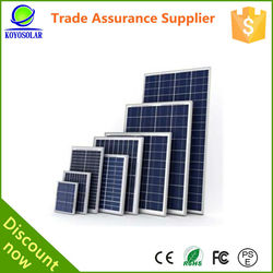 2015 new products Chinese solar panel for hotel
