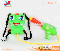 new Summer toy water gun backpack water gun with tank