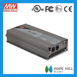 Original MEAN WELL 1500W True Sine Wave DC-AC Inverter with Solar Charger TN-1500-224B