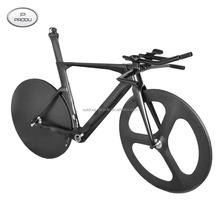Baolijia 2016 TT Carbon Frame Suitable Fitted for Toray 700 Carbon Fiber OEM Hot TT Bike Frame FM087