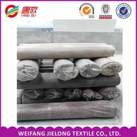 indigo color cotton denim fabric Mixed Denim Fabric Textile Stock Stocklot