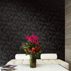 53cm MODA PVC german wallpaper adhesive in saudi arabia